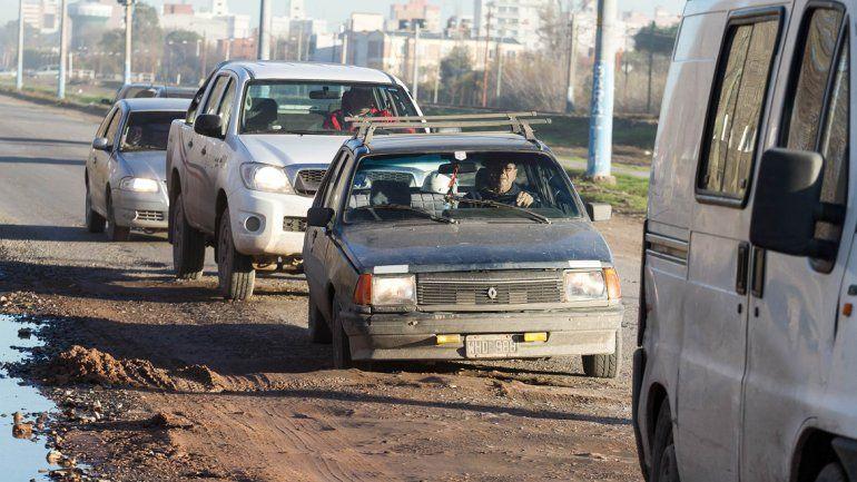 Por los accidentes, reclaman presencia policial sobre Ruta Chica