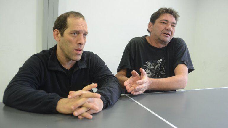 El reclamo de miles. Balanovsky vive en Buenos Aires