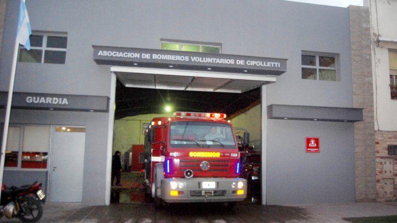 Los bomberos luchan contra el sobrepeso