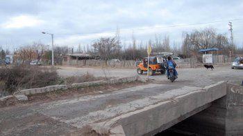Para ARSA, en Puente de Madera el servicio marcha bien.
