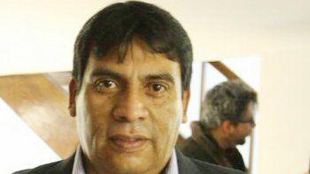 José Liguén, referente de UATRE en Río Negro y legislador.