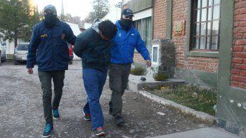Acuña fue recapturado en la localidad neuquina de Senillosa.