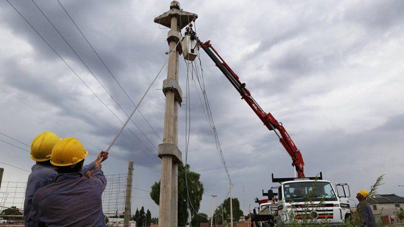 Habrá dos cortes de luz por trabajos de mantenimiento