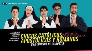 La obra se estrena en Cipolletti el domingo 7 de agosto en el Centro Cultural Municipal.
