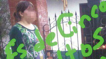 Además de denunciarla en la Justicia, las víctimas escracharon a la presunta estafadora, de 25 años, en las redes sociales.