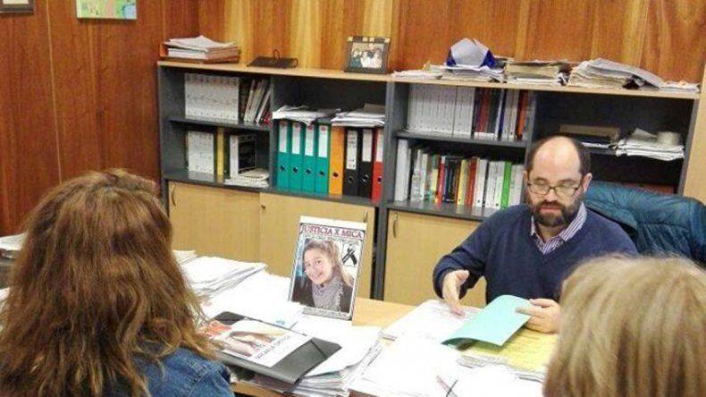 La mamá de Micaela quiere la renuncia del juez Chirinos