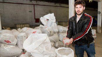 Assum comenzó en una chacra de Fernández Oro y en febrero mudó su emprendimiento sustentable a Cipolletti.