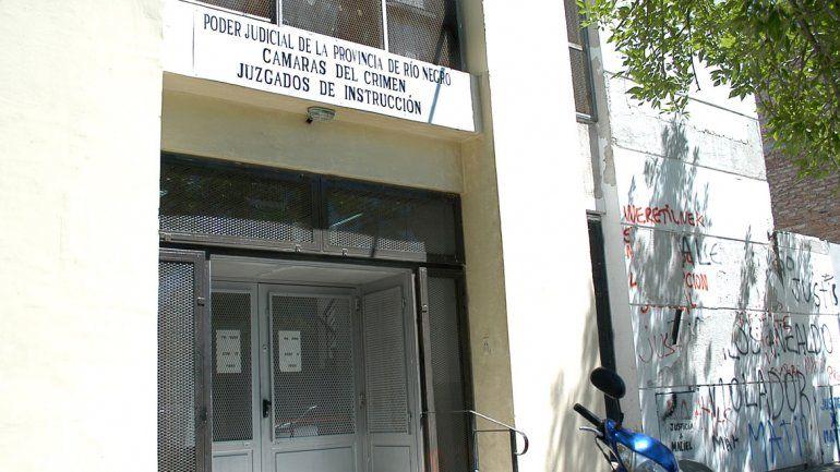 La Cámara Primera de Cipolletti condenó a Sergio Lirian a 8 años de cárcel.