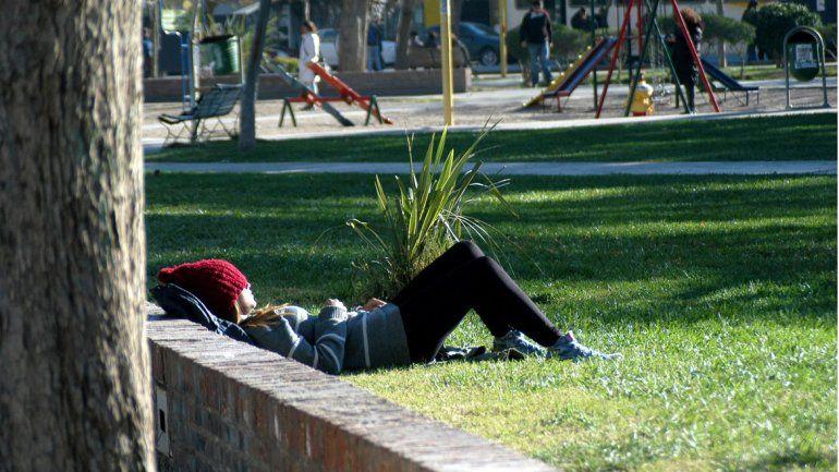El otoño no quiere hacerse esperar: se viene una semana fresca y con viento