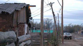En el asentamiento esperan una pronta expropiación de las tierras.