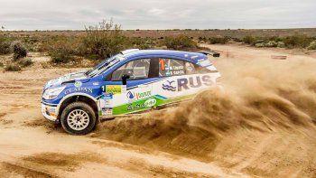Ligato se paseó por el Alto Valle, donde se quedó por tercera vez con la victoria en la Manzana. Es el líder absoluto del Rally Argentino.