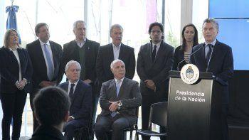 Weretilneck en la presentación de Argentina sin Narcotráfico