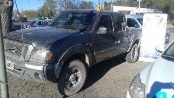 Recuperaron una camioneta robada en Catriel