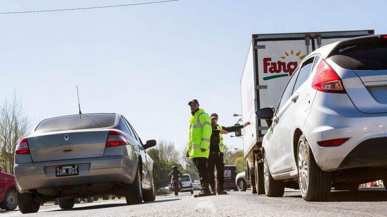 El área de Seguridad Vial busca mejorar los controles en la Ruta 22.