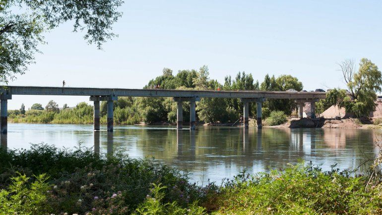 El puente de la Isla Jordán está terminado y se inaugurará el lunes 31