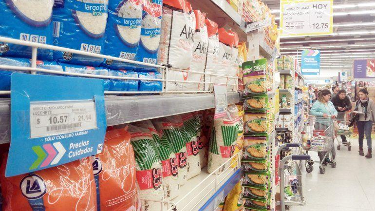 Precios Cuidados fue relanzado este mes con nuevos productos. En Neuquén capital