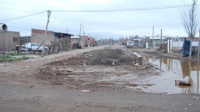 Asentamiento Barrio Obrero A