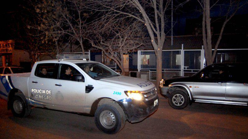 Dos familias conflictivas se balearon en el Anai Mapu