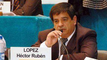los legisladores aceptaron por unanimidad la renuncia de ruben lopez