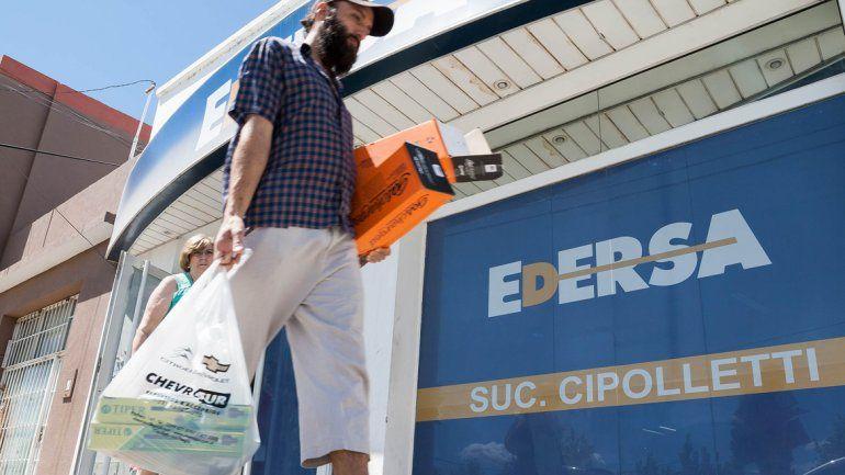 Edersa pagó más de 200 millones adeudados a Cammesa