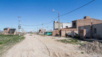Los vecinos del Distrito Vecinal Noreste, en el sector de la Cooperativa Sol Naciente, vienen reclamando hace tiempo más seguridad.