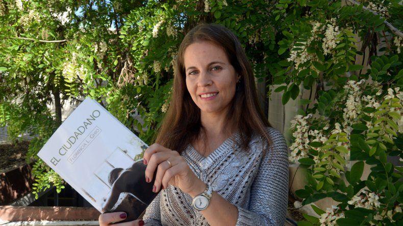 Florencia Ghio presentará su segundo libro en Cipolletti