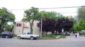 El violento hecho ocurrió a la siesta, en el barrio Petit Chalet.