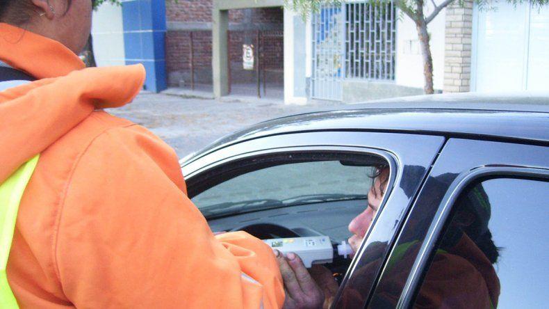 Durante el fin de semana largo se reforzaron los controles de tránsito en toda la ciudad.