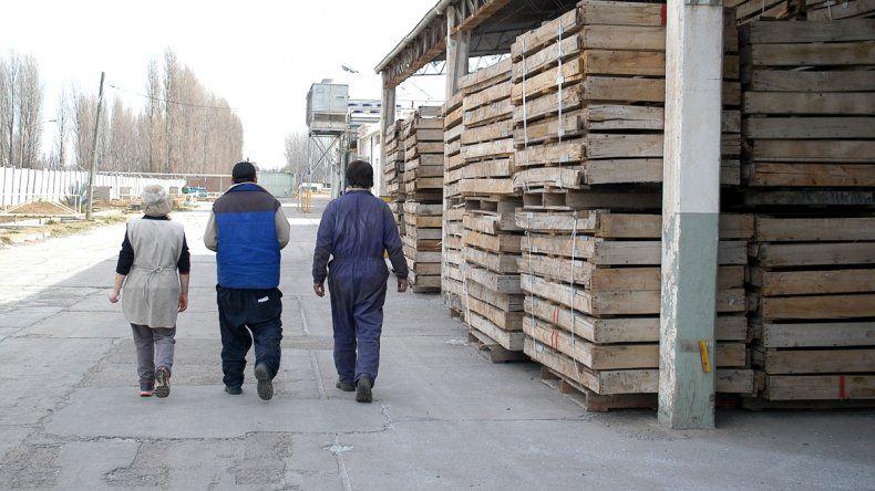 La crisis de una de las mayores empresas del sector generó gran impacto en la provincia.
