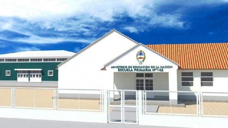 Licitarán la obra para la escuela primaria de María Elvira