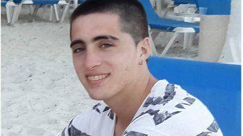 Rodrigo Hredil desapareció el 31 de julio del 2015 en Las Grutas.