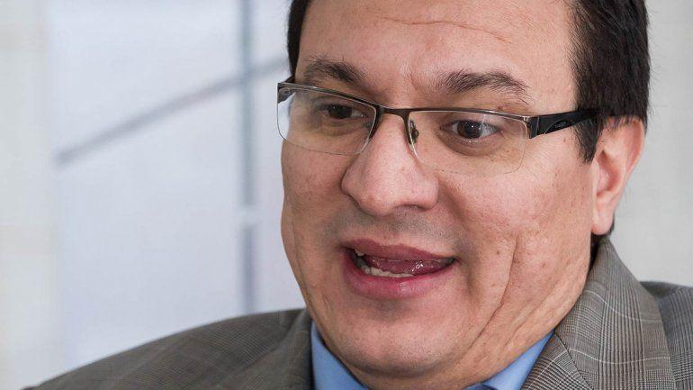 Lucas Pica dijo que defenderá el derecho de los trabajadores rionegrinos.