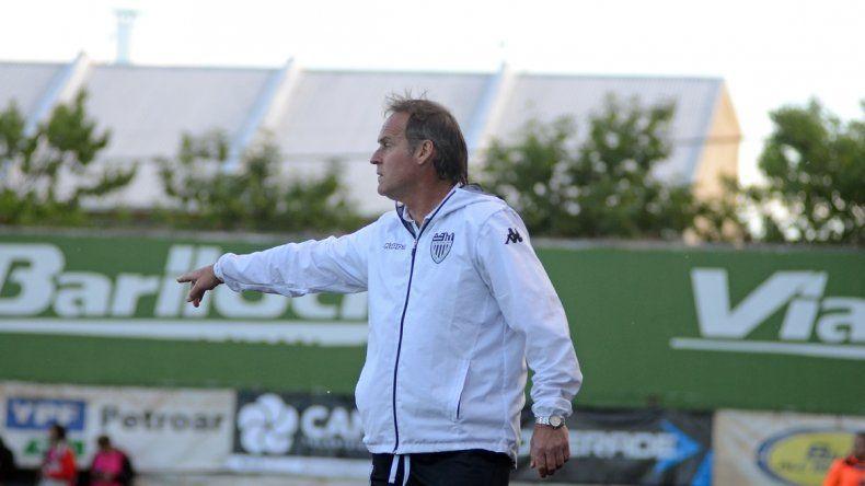 Homann lamentó el empate