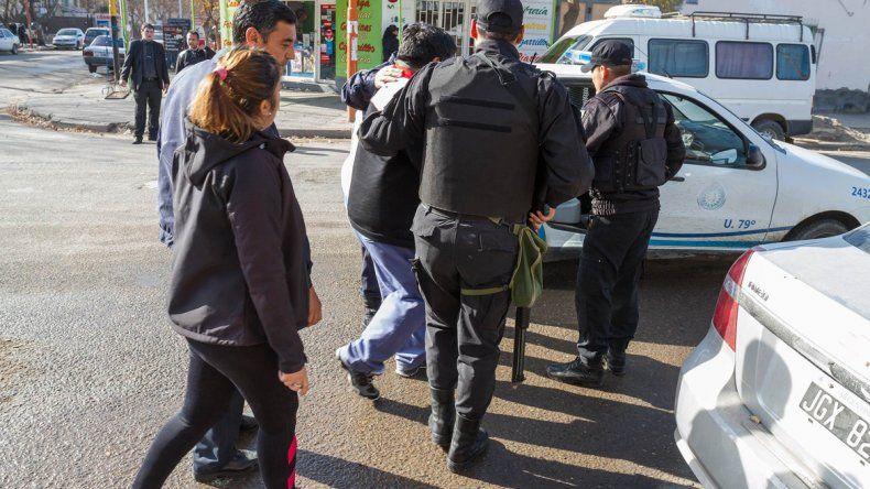En los procedimientos contra la megabanda hubo varios detenidos.