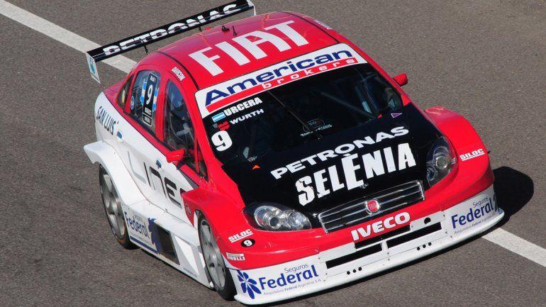 Los Fiat vienen de un 1-2 en La Pampa y quiere repetir en San Juan.
