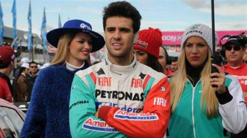 Urcera viene de terminar segundo en el circuito de La Pampa.