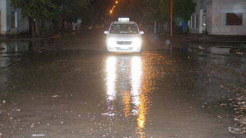 Se suspendieron las clases mañana por el temporal de lluvia