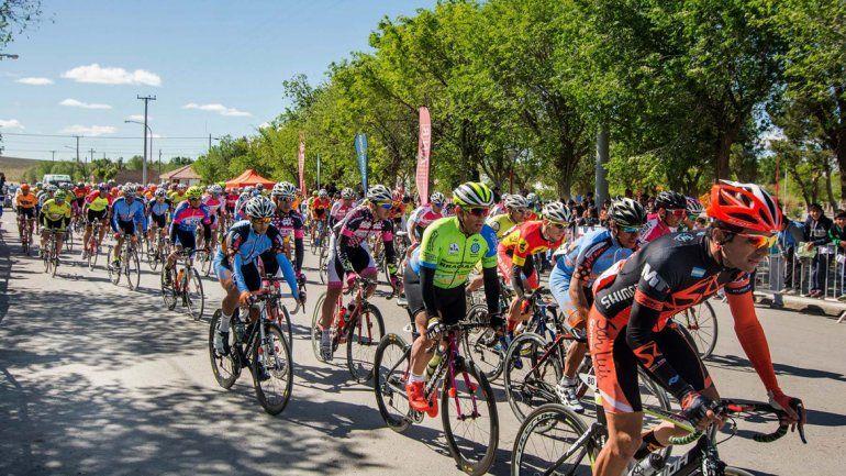 El pelotón de la 73ª Vuelta al Valle tendrá su etapa en Cipolletti.