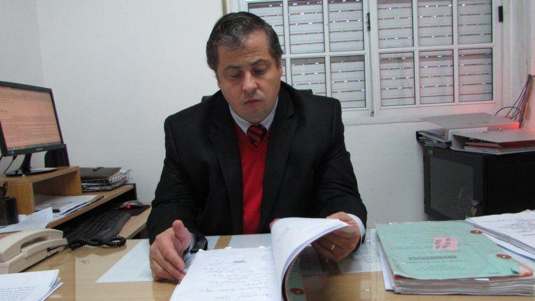 El fiscal Martín Pezzetta recalcó la rapidez del proceso investigativo.
