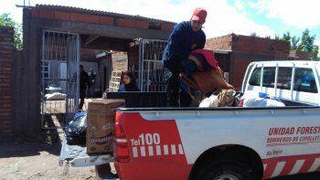 Piden camionetas para entregar donaciones
