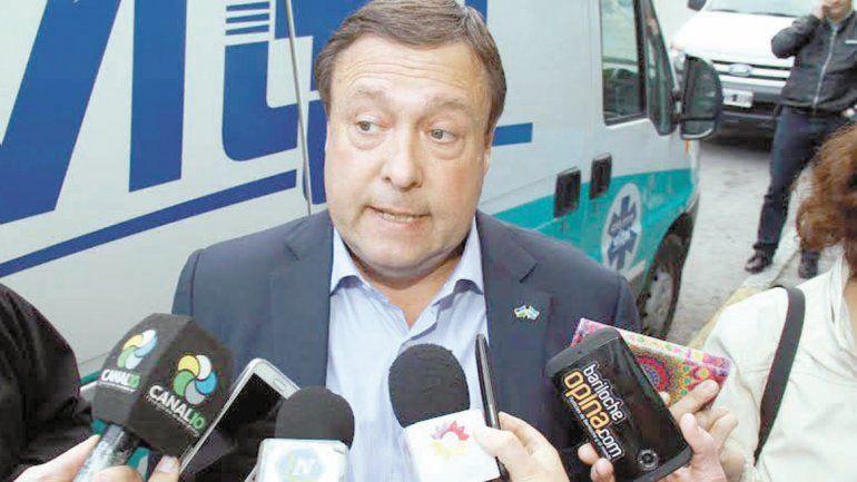 Weretilneck ratificó que no hay fondos para aumentos y que la discusión salarial será entre febrero y marzo.