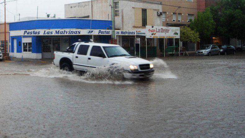 Pasó el temporal, pero quedó la solidaridad de los cipoleños