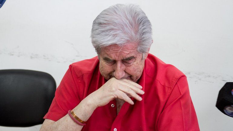 Juan Carlos Aguirre estuvo presente en la lectura del fallo