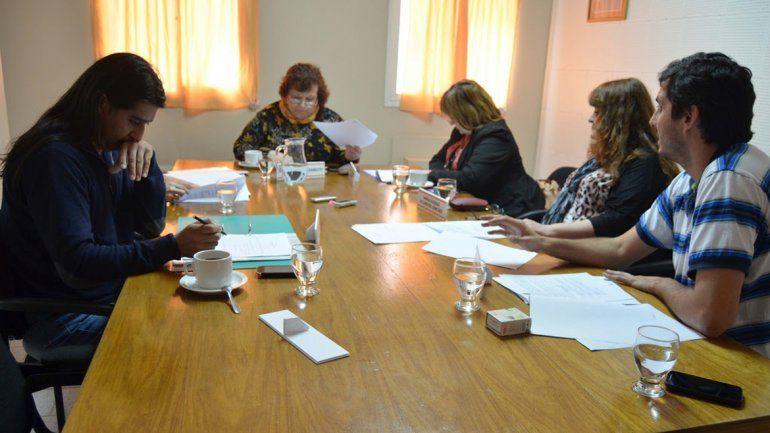 El Concejo Deliberante concretó una sesión extraordinaria.