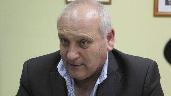 Fabián Zgaib, ministro de Salud de Río Negro.