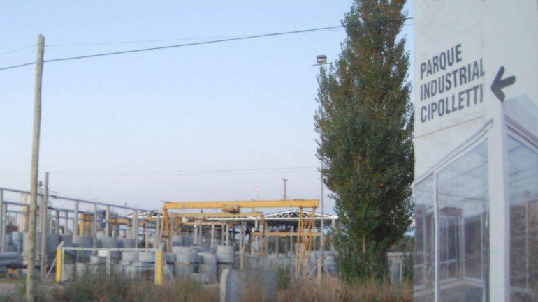 Tortoriello quiere cambiar el perfil actual del parque industrial