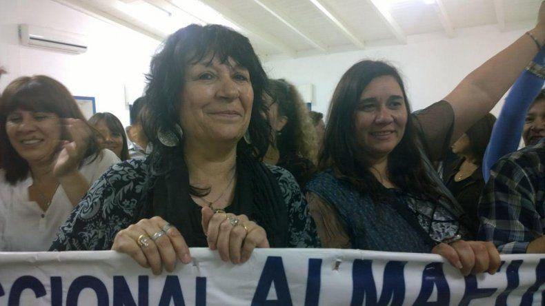 Por primera vez una mujer conduce el gremio de docentes