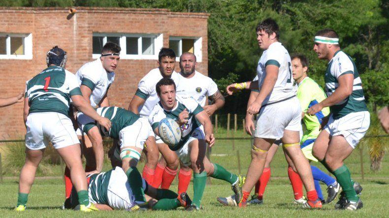 El cipoleño Facu Nogueira se consolida en la selección.