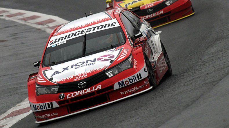 El equipoi Toyota estará esta tarde en La Visera.