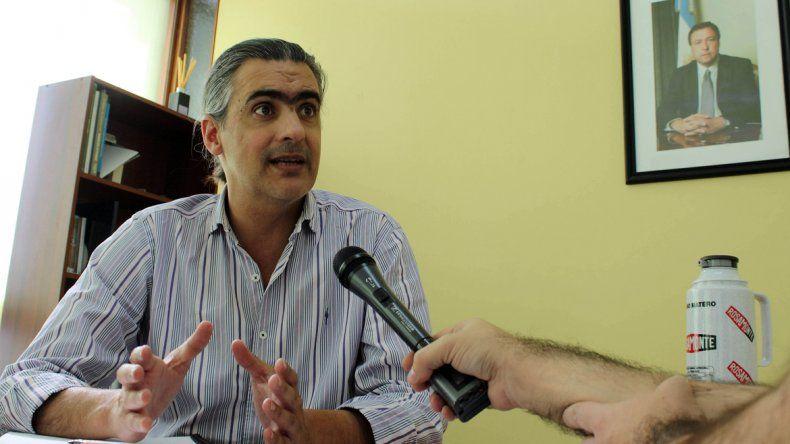 Carlos Valeri dijo que la ampliación de la Ruta 22 concluirá en 2019.